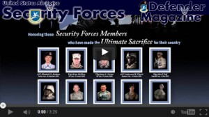 2013 Security Forces Memorial Video