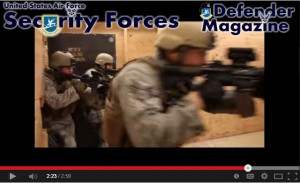 2013 Security Forces Training and Exercise Video