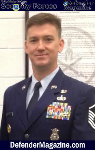 MSgt Peter K. Bowden